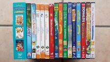 DVD-Sammlung 18 Filme für Kinder Disney Pixar Ufa