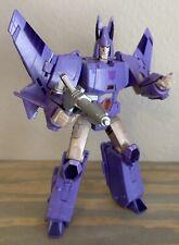 Transformers Generations War For Cybertron: Kingdom Voyager Class Cyclonus