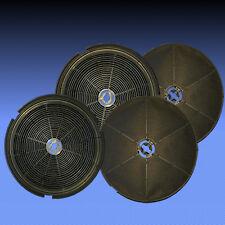 4 Carbone Attivo Filtro per Miz 0023 FILTRI A CARBONE FILTRO PER CAPPA ASPIRANTE ristagno