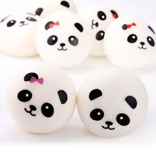 2PCS 4cm Jumbo Slow Rising Cute Panda Squishy Squishies Jumbo Squishies Buns