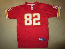 Kansas City Chiefs #82 Hall Reebok NFL Jersey Youth XL 18-20
