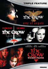The Crow Collection (DVD,2014)