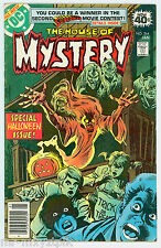 HOUSE OF MYSTERY #264 FN JOE ORLANDO CVR CLASSIC BRONZE AGE HORROR 1979