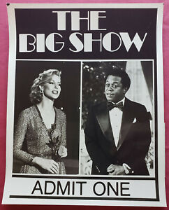 "Sarah Purcell Flip Wilson ""TheBig Show"" TV PHOTO NBC"