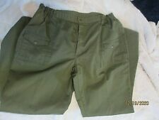 Boy Scouts of America Green Pants Mens Size 42