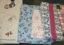 New listing 1.11 Lbs Scrap Yardage Rageddy Ann & Andy Cotton Quilting Sewing Fabric Crafts