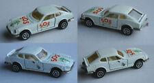 """Majorette - Datsun 260Z weiß """"SOS Doctor"""""""