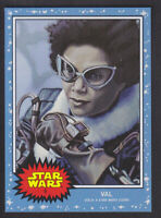 Topps Living - Star Wars 2019 # 6 Val - Solo: A Star Wars Story /2161