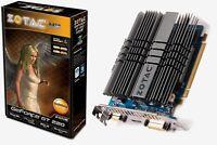Zotac GeForce GT 220 Zone Edition 1 GB 128bit DDR2 Fanless Graphics Card PCI Exp