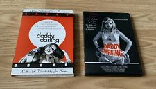 Daddy Darling DVD.  Erotica Sleeve.  RARE.