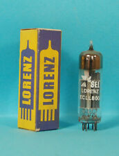 1x SEL LORENZ ECLL800 Tube New IN Original Packaging / Old Stock Box Vacuum