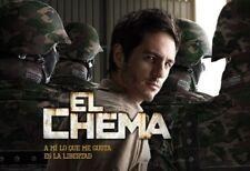 El CHEMA serie completa en DVD Mexico Chapo Guzman 18 Dvds English Subt