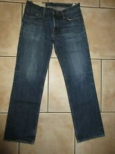 Jean bleu Abercrombie & Fitch taille 32* 32