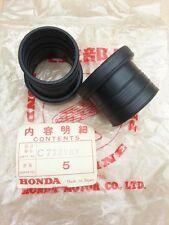 HONDA C72 C77 CA72 CA77 CB72 CB77 GASKET MUFFLER Packing NOS 2pcs.18391-259-000