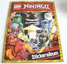 Lego Ninjago Legacy Sticker - Leeralbum Sammelalbum - Neu & OVP
