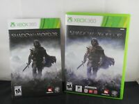 Middle-earth: Shadow of Mordor (Microsoft Xbox 360, 2014) Complete Tested