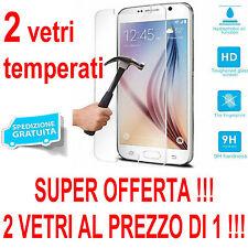 """2 vetrino PROTEZIONE SCHERMO VETRO TEMPERATO APPLE iPhone 8 (4,7"""") TEMPRATO"""