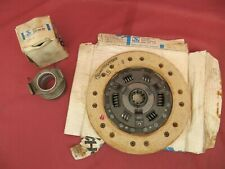 NOS BMW 2002Tii Clutch Disc and Release Bearing F&S German 228mm