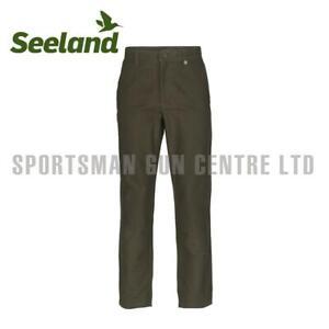 Seeland Noble Classic Trousers Pine Green Eu48 Uk32