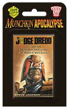 Munchkin Apocalypse Judge Dredd 15 Card Expansion Game Steve Jackson SJG4248