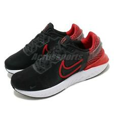 Nike Legend React 3 Black Red White Men Running Shoes Sneakers CK2563-005