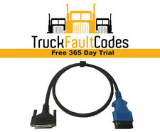 4919781 Cummins Inline 6 Adapter OBDII Cable Genuine Inline6 OBD II NEW