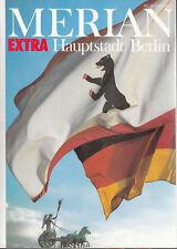 RH- MERIAN 1991  C   EXTRA HAUPTSTADT BERLIN