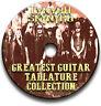 LYNYRD SKYNYRD ROCK GUITAR TABS TABLATURE SONG BOOK SOFTWARE ANTHOLOGY CD