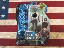 2010 Spin Masters Tron Legacy 4 Inch Clu's Sentry Action Figure New Shelf Wear!
