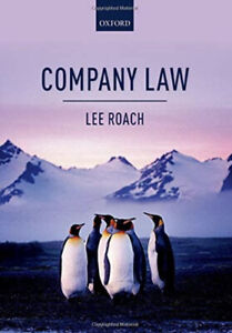 Company Law Lee Roach