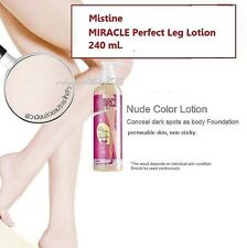 Nude Color Lotion MISTINE MIRACLE PERFECT LEG LOTION Conceal DarkSpot flawless