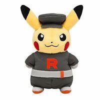 Pokemon Center Original stuffed Members pretend Pikachu Team Rocket