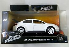 Jada FAST AND FURIOUS - MR. LITTLE NOBODY'S SUBARU WRX STI 1:32