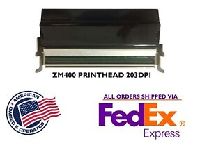 NEW Print Head Printhead Generic for Zebra ZM400 Label Printer 203dpi 79800M A62