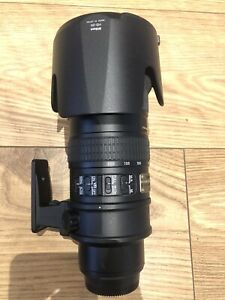 nikon 70-200 2.8 Lens