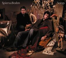 Spiers and Boden - Songs [CD]