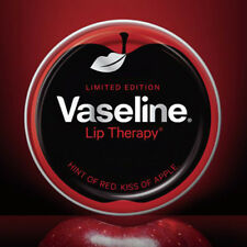 [VASELINE] Lip Therapy Petroleum Jelly Lip Balm Tin 17g Limited MIRROR MIRROR
