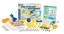 Air-Stream Machines Hovercraft & Air Driven Models Science Experiment Kit