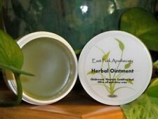 Herbal (Chickweed) ointment 2 oz. Wildcrafted