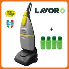 LAVOR SPRINTER Lavasciuga Pavimenti - Art. 8.501.0501 LAVORWASH + 4 Detergenti