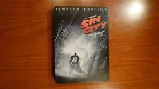 2054 DVD Sin City Steelbook Region 2