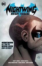 Nightwing: Knight Terrors, Travis Moore,Benjamin Percy, Used Very Good Book