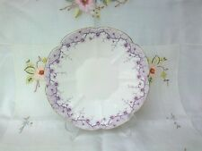 ANTIQUE SHELLEY LATE FOLEY ART NOUVEAU MARGUERITE CAKE PLATE