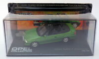 Eaglemoss 1/43 Scale CL09 - 1992-98 Opel Astra F Cabriolet - Green