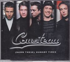Cousteau-Damn These Hungry Times cd maxi single