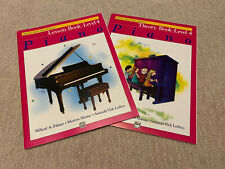 Alfred Level 4 (both books) *Brand New*