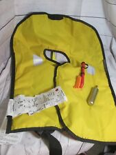 West Marine Inflatable adult Life Jacket Personal Flotation Device SOSPENDERS