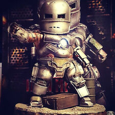 """Egg Attack - Mark 1 """"Iron Man 3"""" LED Light Up Chest Reactor Statue with Base"""