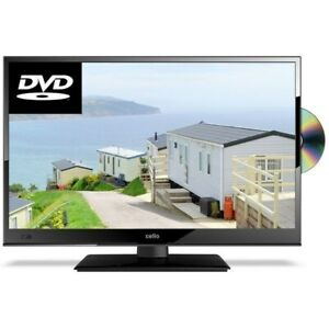 """Cello Full HD TV with DVD Player 16"""""""