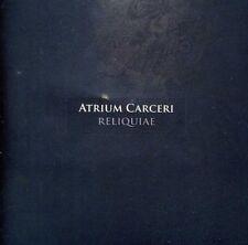 ATRIUM CARCERI Reliquiae CD 2012